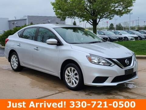 2018 Nissan Sentra for sale at Ken Ganley Nissan in Medina OH