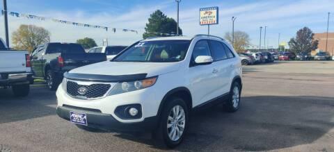 2011 Kia Sorento for sale at America Auto Inc in South Sioux City NE