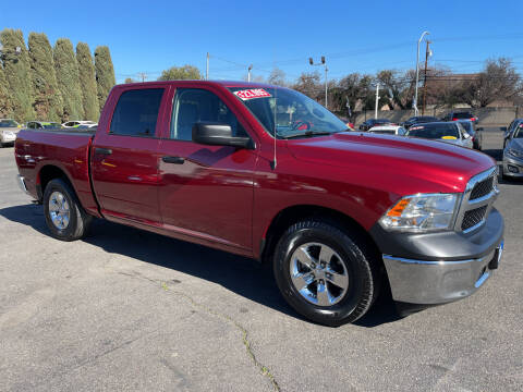 2015 RAM Ram Pickup 1500 for sale at Blue Diamond Auto Sales in Ceres CA