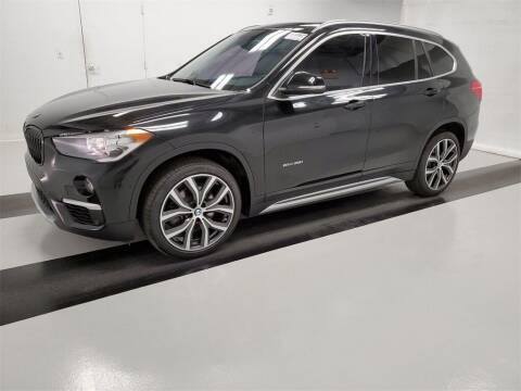 2018 BMW X1 for sale at Florida Fine Cars - West Palm Beach in West Palm Beach FL