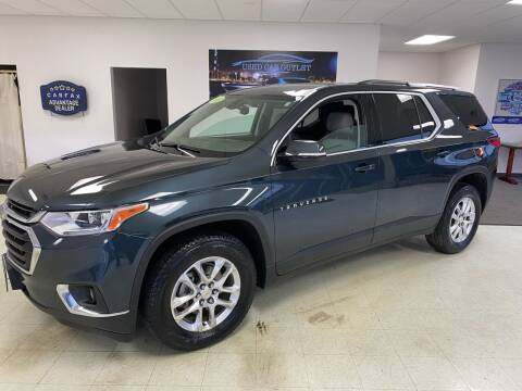 2018 Chevrolet Traverse for sale at Used Car Outlet in Bloomington IL