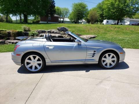 2005 Chrysler Crossfire for sale at HIGHWAY 12 MOTORSPORTS in Nashville TN