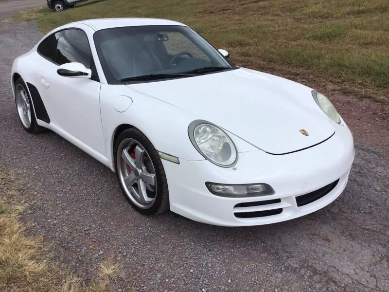 2006 Porsche 911 for sale at Troys Auto Sales in Dornsife PA