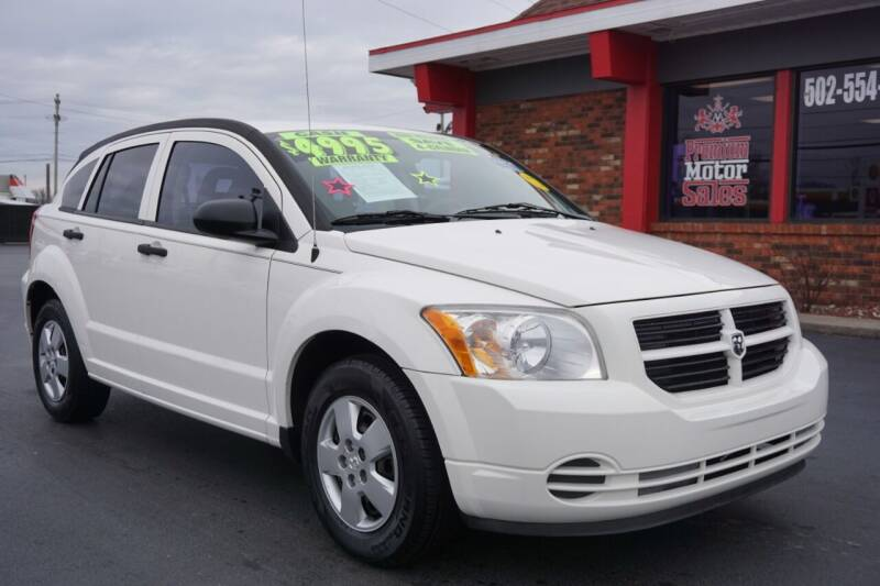 2007 Dodge Caliber for sale at Premium Motors in Louisville KY