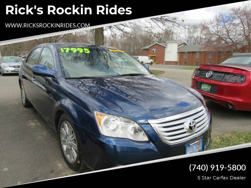2008 Toyota Avalon for sale at Rick's Rockin Rides in Reynoldsburg OH