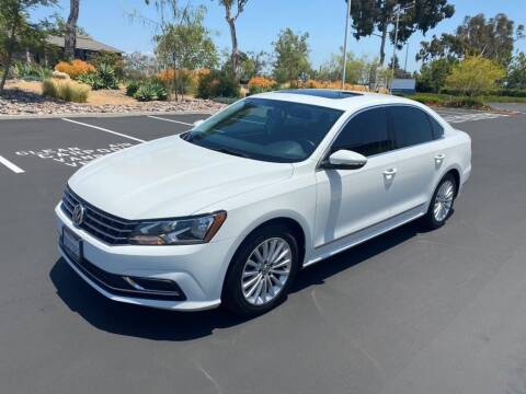 2016 Volkswagen Passat for sale at CAS in San Diego CA