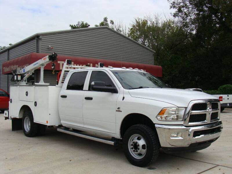 2018 RAM Ram Chassis 3500 for sale at TIDWELL MOTOR in Houston TX