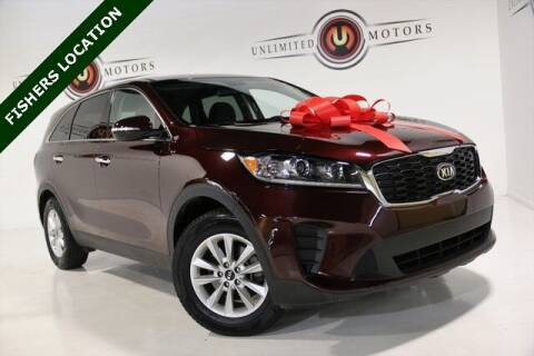 2020 Kia Sorento for sale at Unlimited Motors in Fishers IN