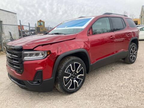 2021 GMC Acadia for sale at SUNSET CURVE AUTO PARTS INC in Weyauwega WI