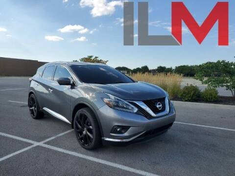2018 Nissan Murano for sale at INDY LUXURY MOTORSPORTS in Fishers IN