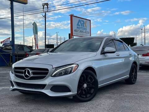 2015 Mercedes-Benz C-Class for sale at Ark Motors in Orlando FL