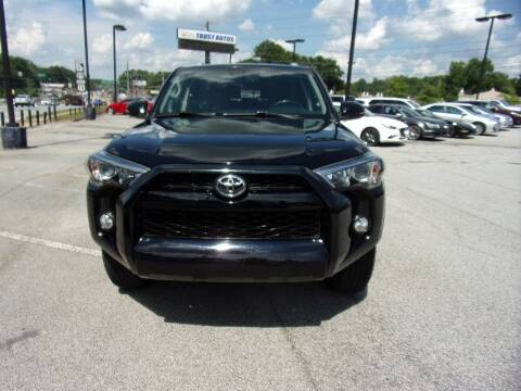 2015 Toyota 4Runner for sale at Trust Autos, LLC in Decatur GA