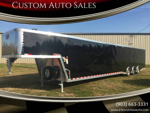 2020 Sundowner 40' Floor 48' Full Cargo for sale at Custom Auto Sales - TRAILERS in Longview TX