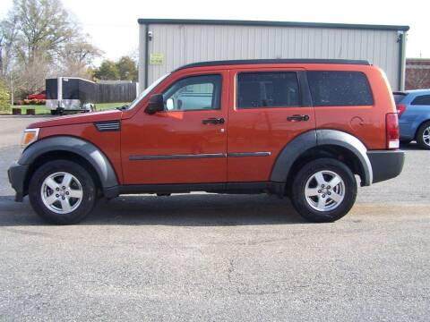 2007 Dodge Nitro for sale at Darin Grooms Auto Sales in Lincolnton NC