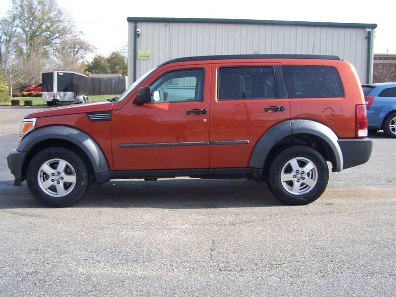 2007 Dodge Nitro for sale at Darin Grooms Auto Sales in Lincolnton NC