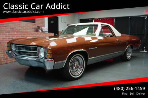 1971 Chevrolet El Camino for sale at Classic Car Addict in Mesa AZ