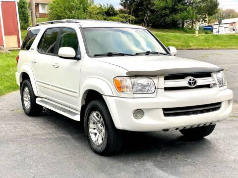 2006 Toyota Sequoia for sale at ANZ AUTO CONCEPTS LLC in Fredericksburg VA