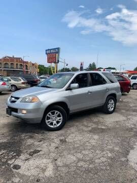 2006 Acura MDX for sale at Big Bills in Milwaukee WI