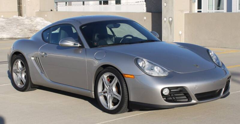 2011 Porsche Cayman for sale at The Car Store in Milford MA