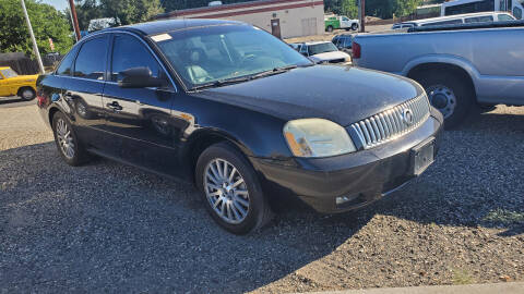 2005 Mercury Montego for sale at West Richland Car Sales in West Richland WA