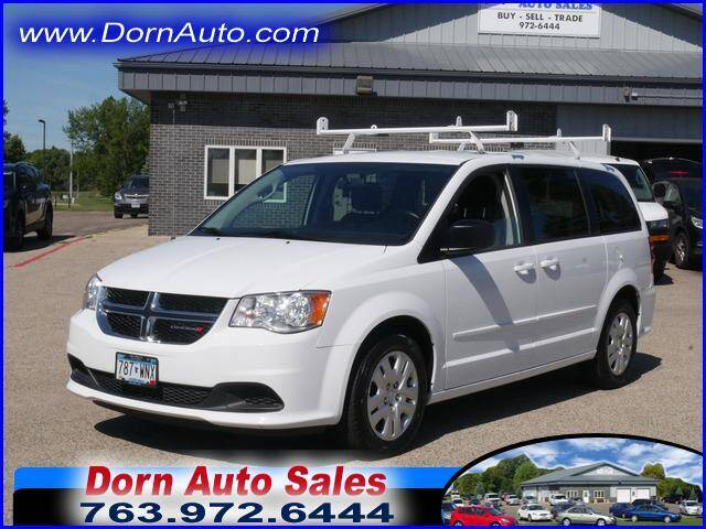 2017 Dodge Grand Caravan for sale at Jim Dorn Auto Sales in Delano MN
