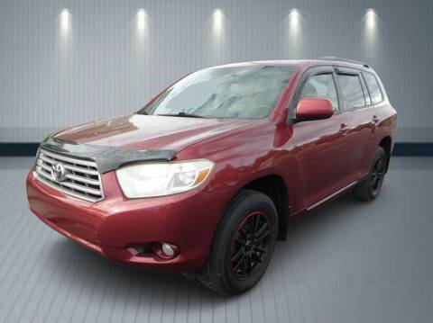 2008 Toyota Highlander for sale at Klean Carz in Seattle WA