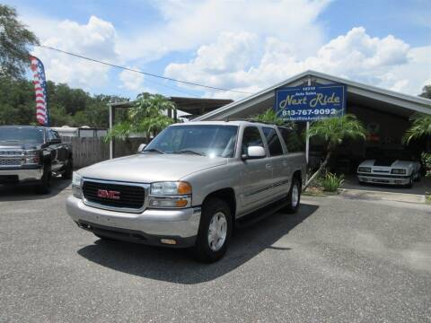 2004 GMC Yukon XL for sale at NEXT RIDE AUTO SALES INC in Tampa FL