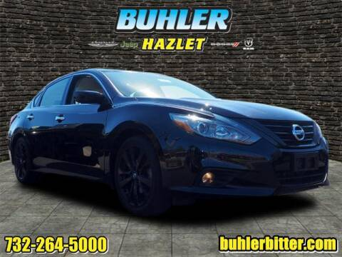 2018 Nissan Altima for sale at Buhler and Bitter Chrysler Jeep in Hazlet NJ