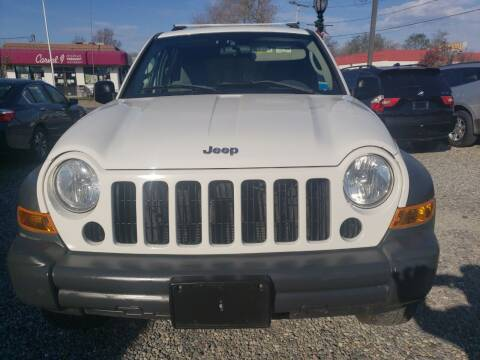 2006 Jeep Liberty for sale at RMB Auto Sales Corp in Copiague NY