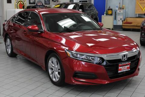 2018 Honda Accord for sale at Windy City Motors in Chicago IL