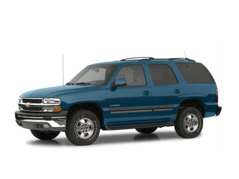 2002 Chevrolet Tahoe for sale at Sundance Chevrolet in Grand Ledge MI