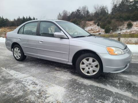 2001 Honda Civic for sale at Lexton Cars in Sterling VA