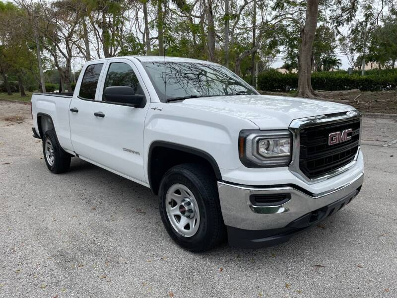 2019 GMC Sierra 1500 Limited for sale in Delray Beach, FL
