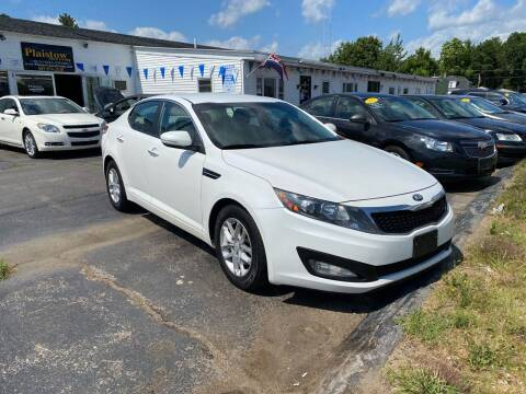 2013 Kia Optima for sale at Plaistow Auto Group in Plaistow NH