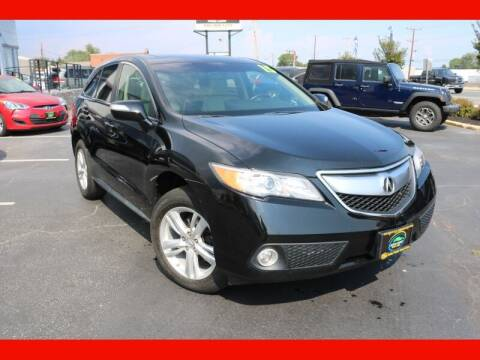 2015 Acura RDX for sale at AUTO POINT USED CARS in Rosedale MD