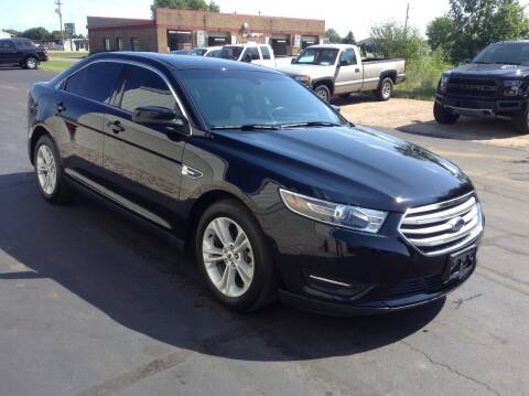 2017 Ford Taurus for sale at Bruns & Sons Auto in Plover WI