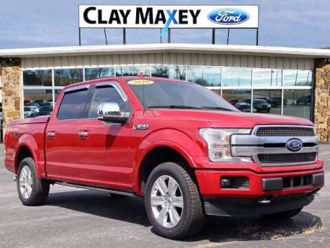 2020 Ford F-150 for sale at Clay Maxey Ford of Harrison in Harrison AR
