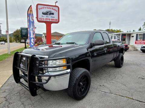 2013 Chevrolet Silverado 2500HD for sale at Ford's Auto Sales in Kingsport TN