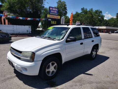 2006 Chevrolet TrailBlazer for sale at Right Choice Auto in Boise ID