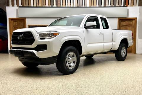 2017 Toyota Tacoma for sale at EuroMotors LLC in Lee MA