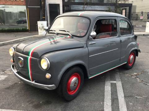 1959 FIAT 600 for sale at Classic Car Deals in Cadillac MI