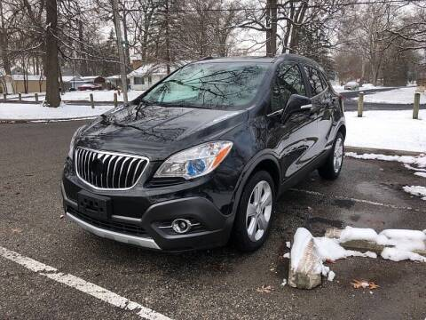 2015 Buick Encore for sale at CItywide Auto Credit in Oregon OH