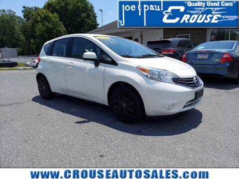 2014 Nissan Versa Note for sale at Joe and Paul Crouse Inc. in Columbia PA