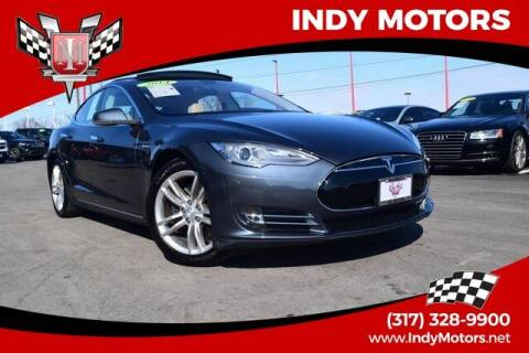 2014 Tesla Model S for sale at Indy Motors Inc in Indianapolis IN