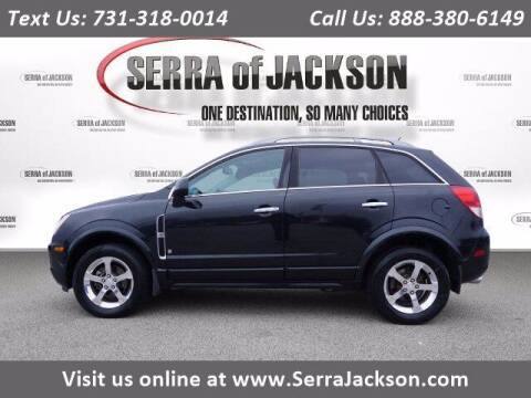 2008 Saturn Vue for sale at Serra Of Jackson in Jackson TN