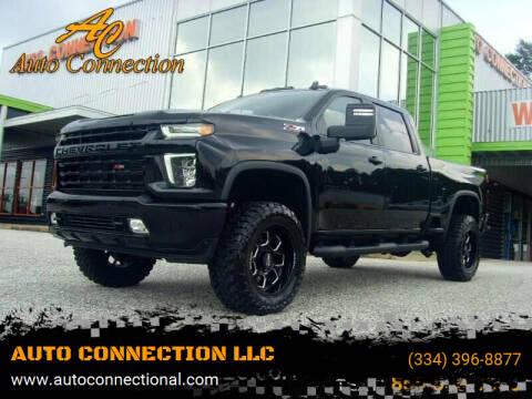 2021 Chevrolet Silverado 3500HD for sale at AUTO CONNECTION LLC in Montgomery AL