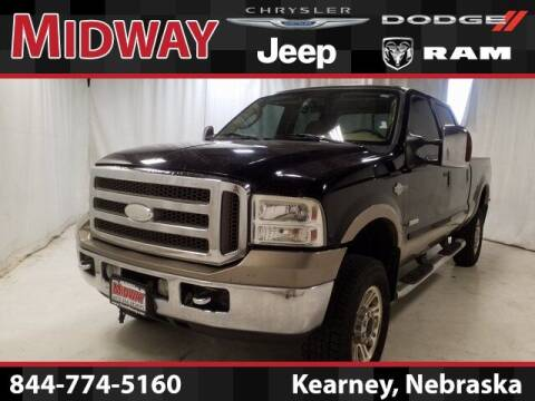 2007 Ford F-350 Super Duty for sale at MIDWAY CHRYSLER DODGE JEEP RAM in Kearney NE