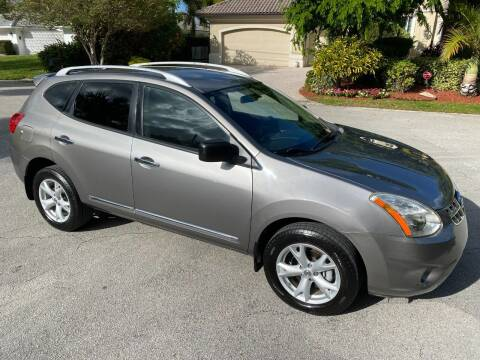 2011 Nissan Rogue for sale at Exceed Auto Brokers in Pompano Beach FL