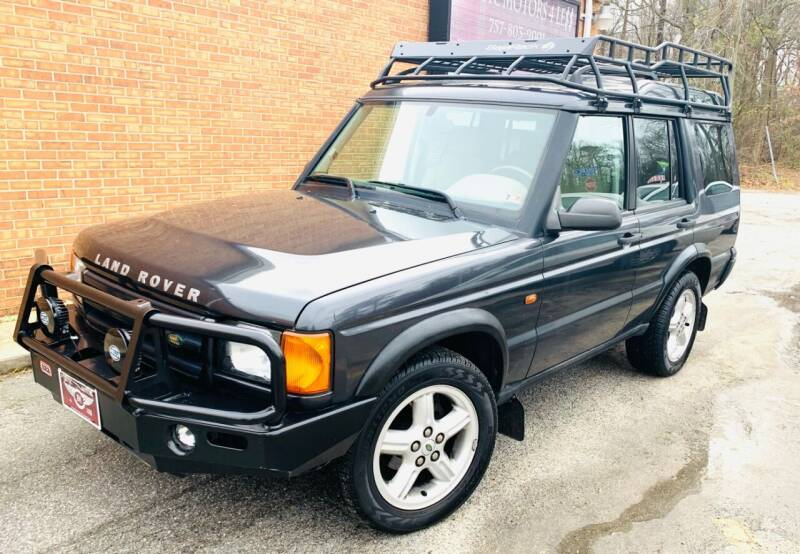 2000 Land Rover Discovery Series II for sale at Exotic Motors 4 Less in Chesapeake VA