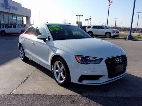 2016 Audi A3 for sale at Show Me Auto Mall in Harrisonville MO
